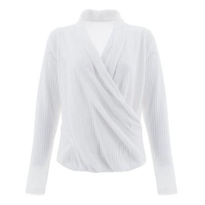 Aventura Clothing  Women's Suzette Wrap Top