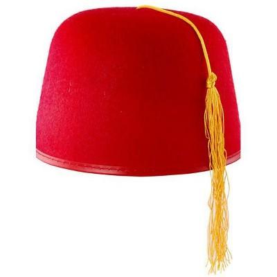 Rubies Adult Fez Hat