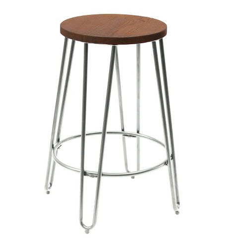 """24"""" Quinn Counter Height Barstool - ACEssentials - image 1 of 4"""