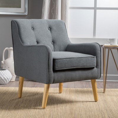 Felicity Mid-Century Armchair - Christopher Knight Home : Target