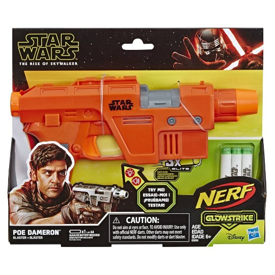 NERF Star Wars - Poe Dameron Blaster image number null