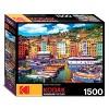 Kodak Camogli Genoa Italy Puzzle 1500 - image 2 of 3