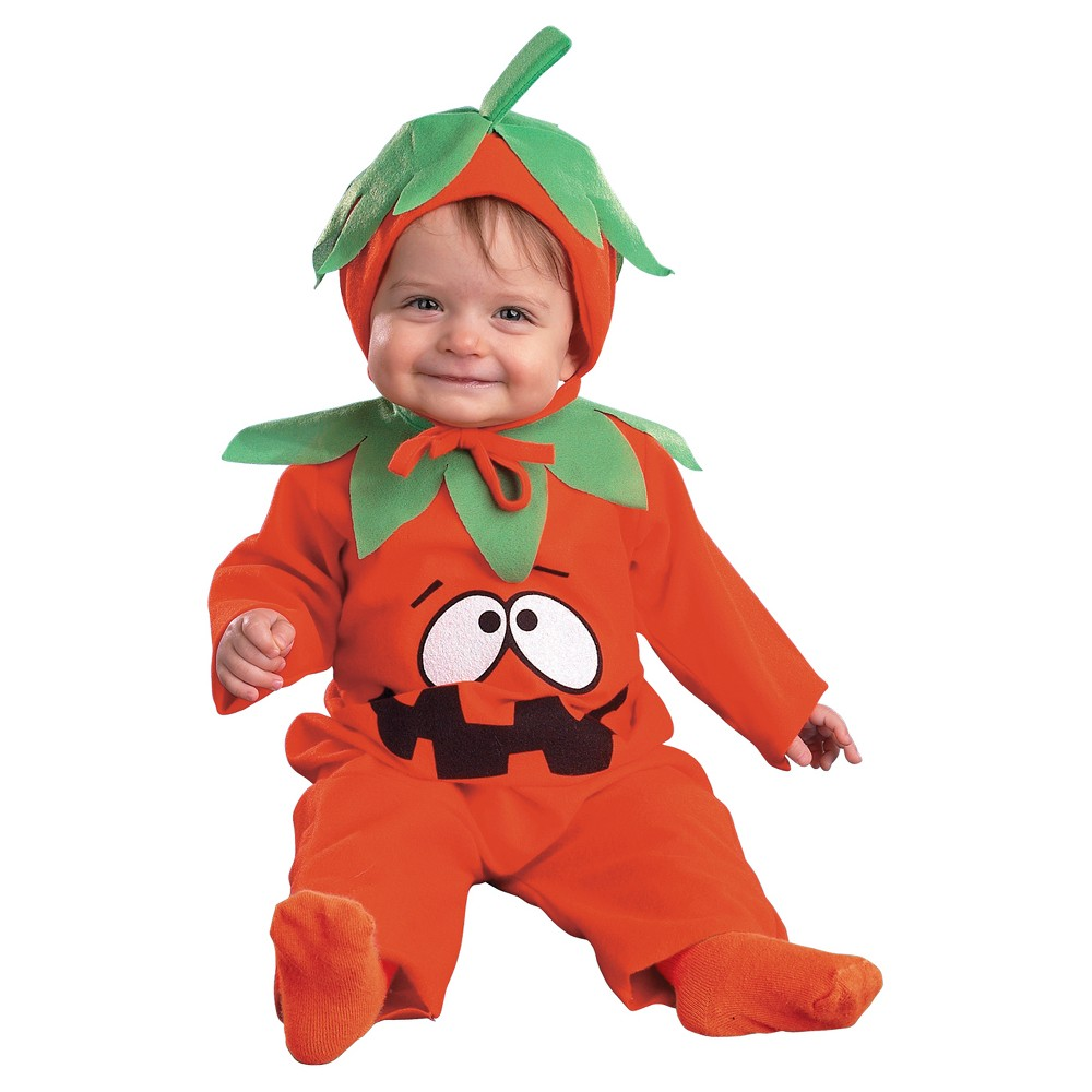 Toddler Lil Pumpkin Pie Costume 12-18 Months, Toddler Unisex, Size: 12-18M, Multi-Colored