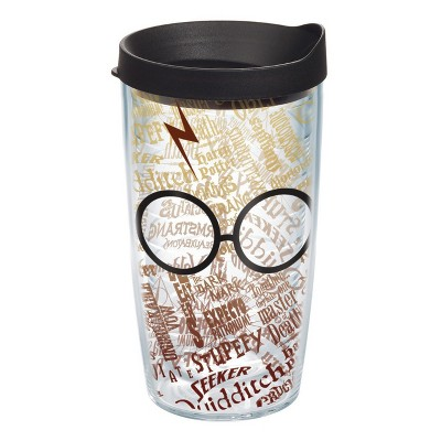 Tervis Harry Potter Glasses and Scar Tumbler 16oz
