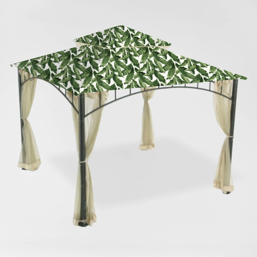Image of Madaga Replacement Canopy Palm - Garden Winds, Green