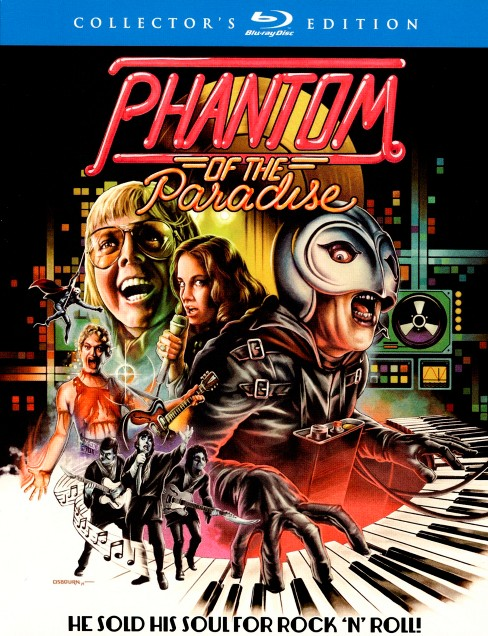 Phantom of the paradise (Collector's (Blu-ray) - image 1 of 1