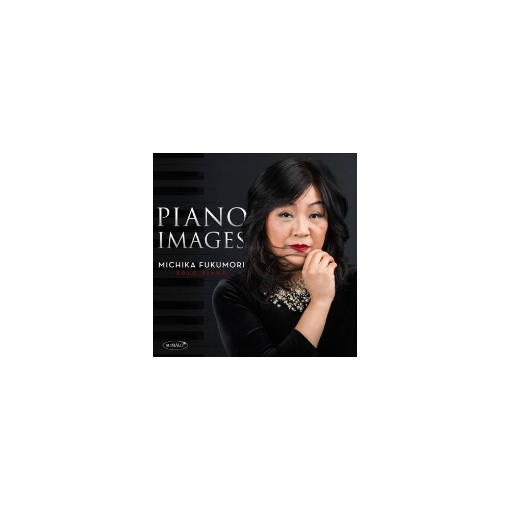 Michika Fukumori - Piano Images (CD)