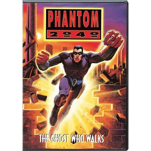 Phantom 2040: The Ghost Who Walks (DVD) - image 1 of 1