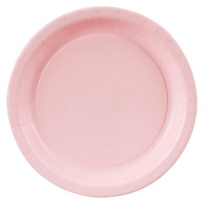 Pink Dessert Plates