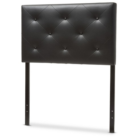 Baltimore Modern And Contemporary Faux Leather Upholstered Headboard - Baxton Studio - image 1 of 4