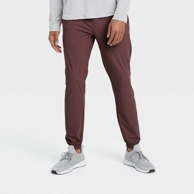 Men's Lightweight Run Pants - All in Motion™ Grape M