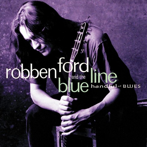 Robben ford - Handful of blues (CD) - image 1 of 5