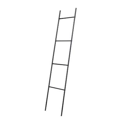 Honey-Can-Do Ladder Rack Black
