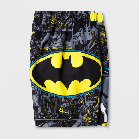 72dd258b11 Boys' Batman Swim Trunks : Target