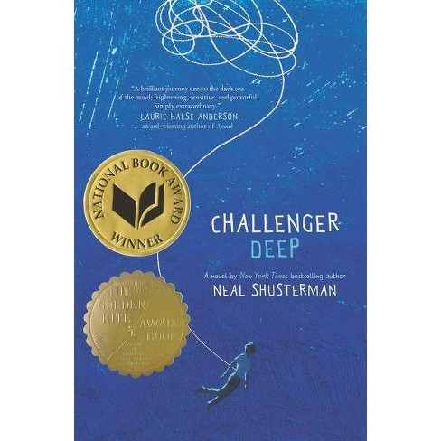 Challenger Deep - by  Neal Shusterman (Paperback) - image 1 of 1