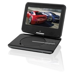 "GPX Portable DVD Player 9"""