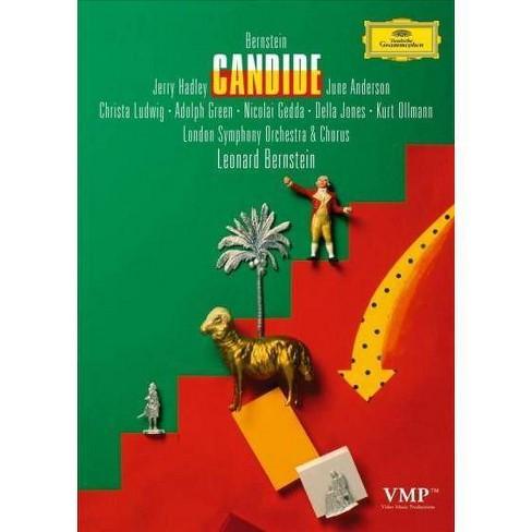 Leonard Bernstein - Bernstein: Candide (CD) - image 1 of 1