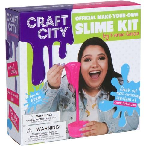 a309125720387 Karina Garcia DIY Slime Kit- Craft City   Target