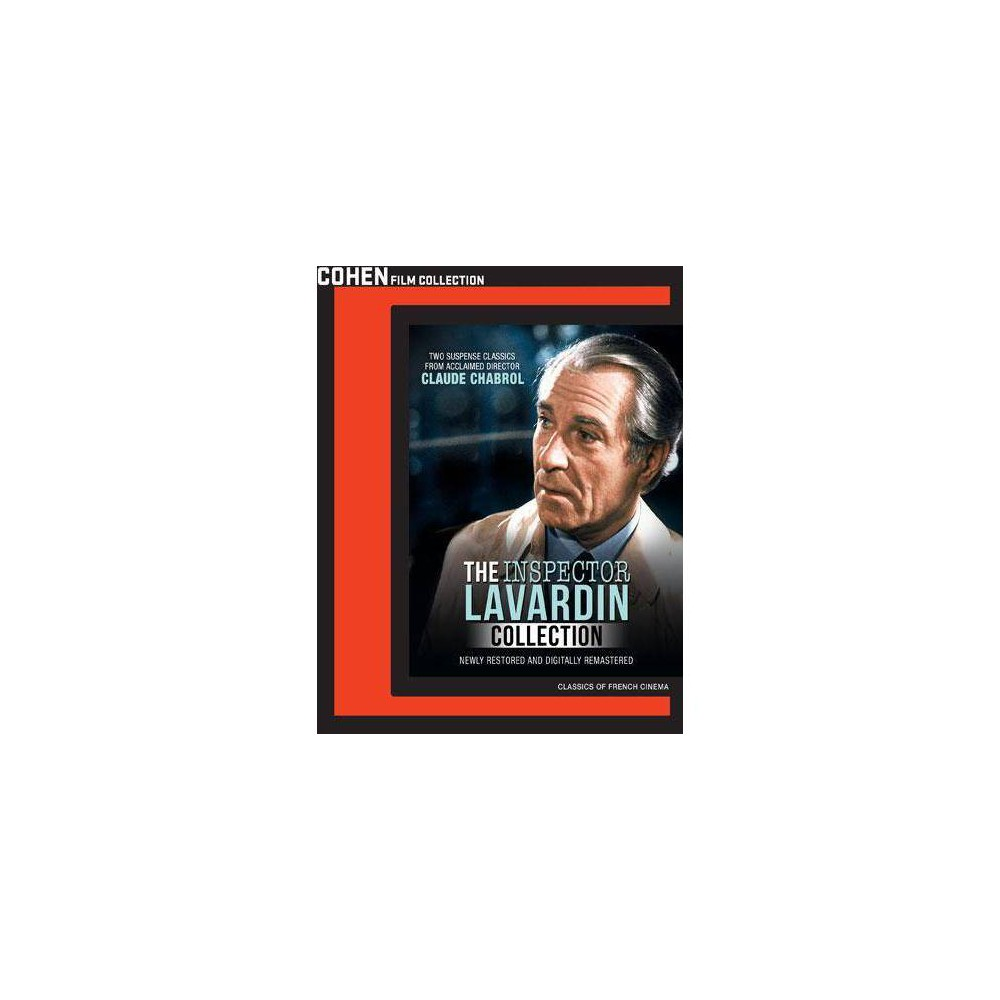 The Inspector Lavardin Collection Blu Ray 2014
