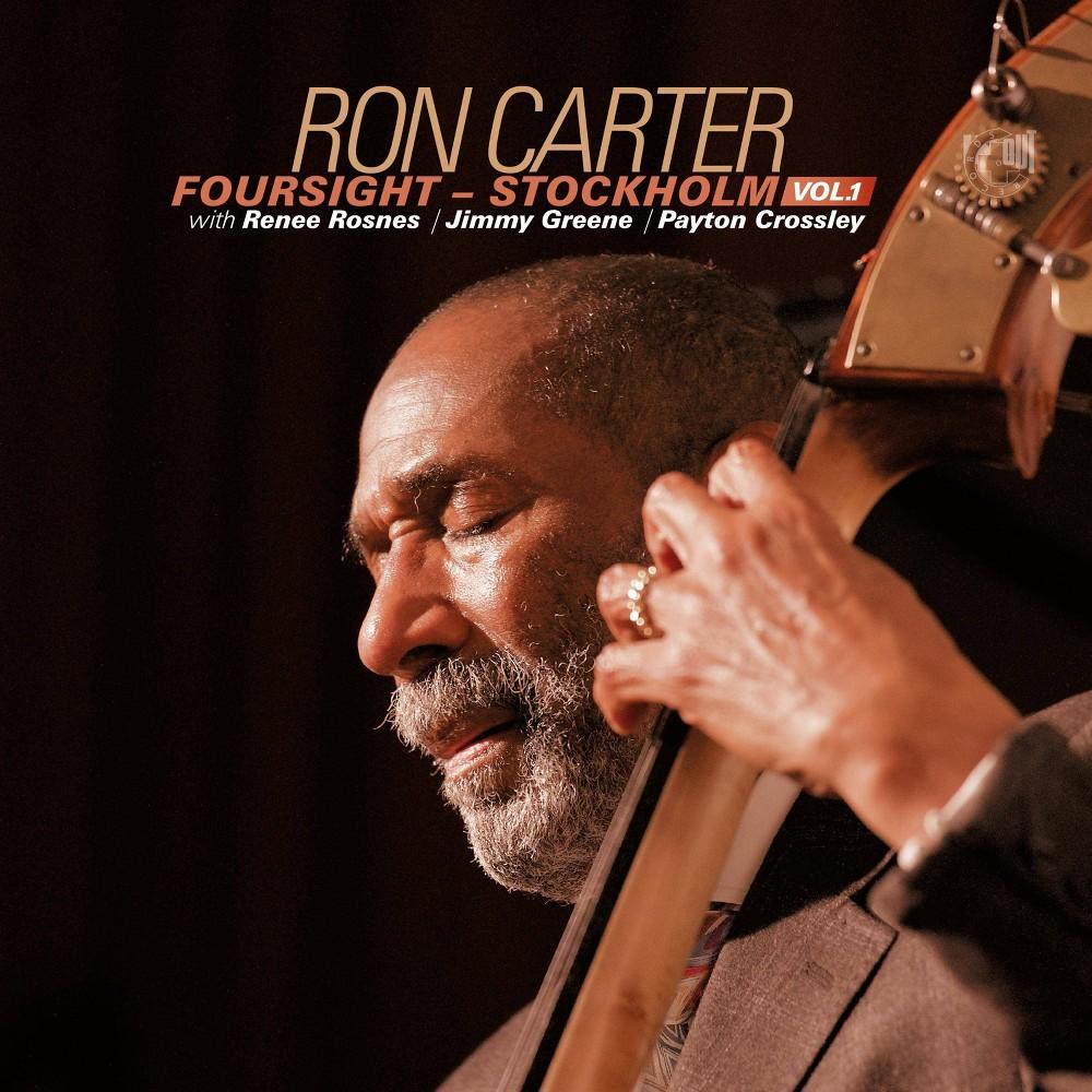 Ron Carter Foursight Stockholm Vol 1 Cd