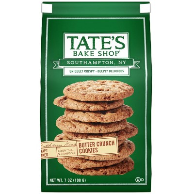 Tate's Bake Shop Butter Crunch Cookies - 7oz