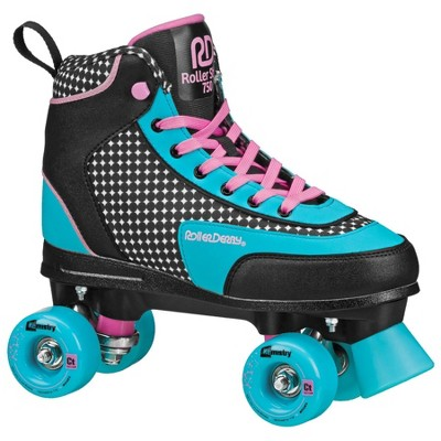Roller Derby Women's Roller Star 750 High Top Roller Skate - Blue