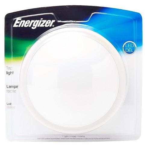 Energizer Tap LED Moon Cabinet Lights - image 1 of 4