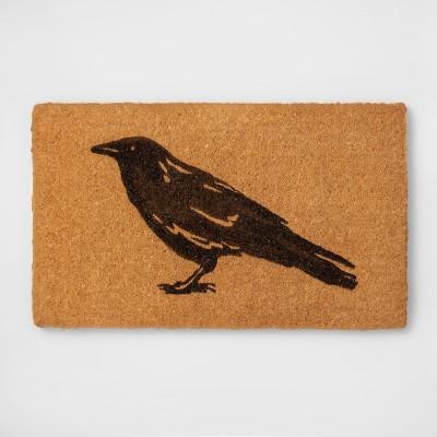 Door Mat Black Bird - Smith & Hawken™