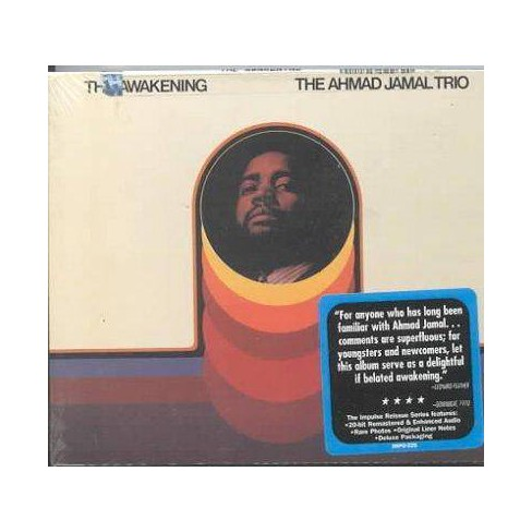 Ahmad Jamal - Awakening (CD) - image 1 of 1