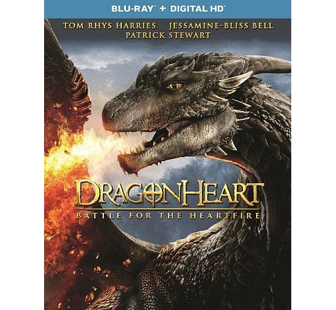 Dragonheart:Battle For The Heartfire (Blu-ray) - image 1 of 1