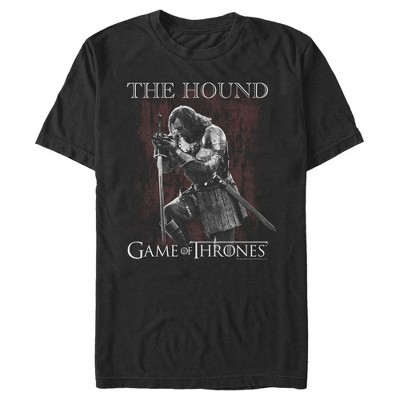 Men's Game of Thrones The Hound Clegane T-Shirt