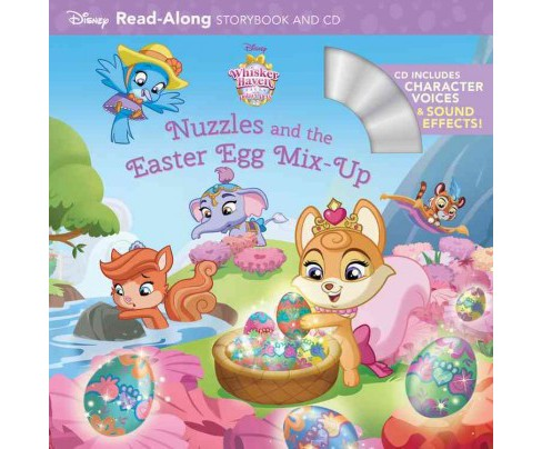 Nuzzles and the Easter Egg Mix-up (Paperback) - image 1 of 1
