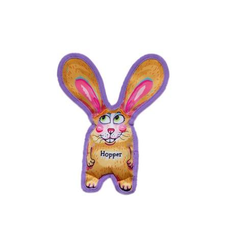 Fuzzu All Ears Hopper Dog Toy - image 1 of 3