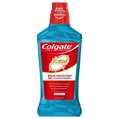 Mouthwash: Colgate Total Advanced Pro-Shield