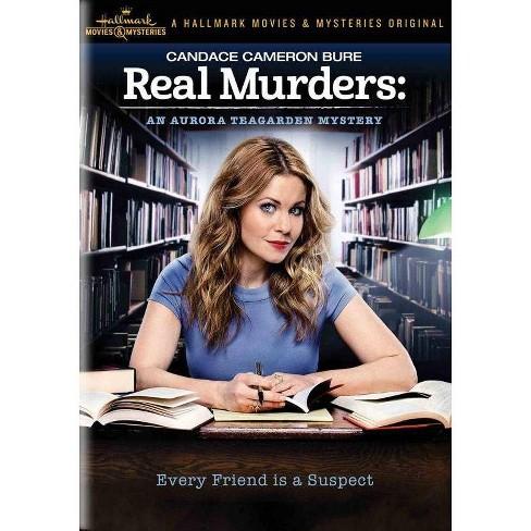 Real Murders: An Aurora Teagarden Mystery (DVD) - image 1 of 1