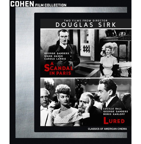 Two Films By Douglas Sirk (Blu-ray) - image 1 of 1