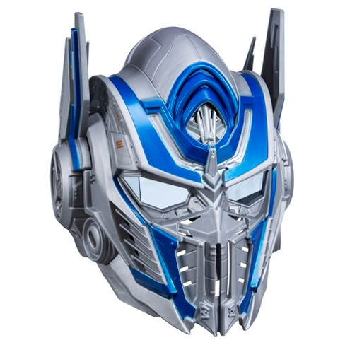 Transformers - The Last Knight Optimus Prime Voice Changer Helmet - image 1 of 16