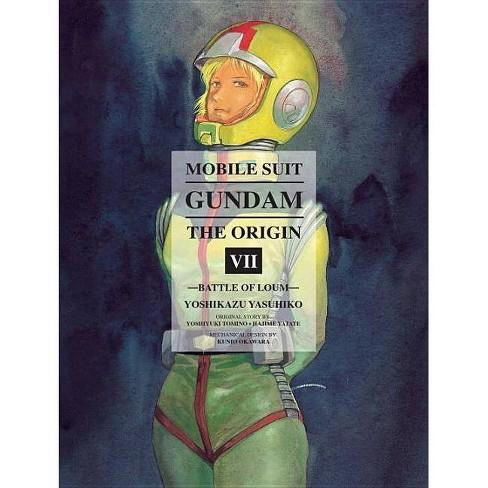 Mobile Suit Gundam: The Origin, Volume 7 - (Hardcover) - image 1 of 1