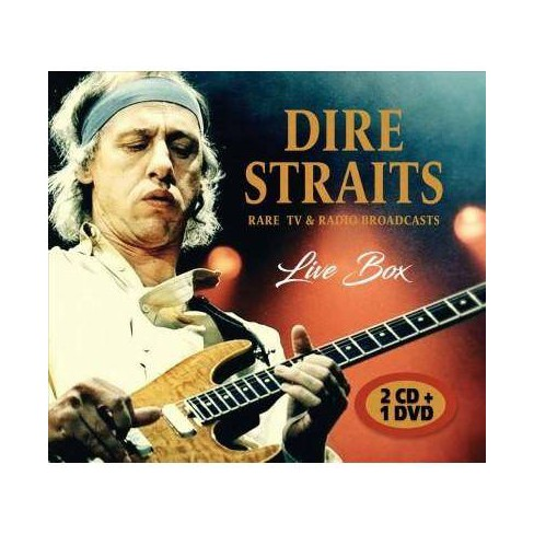 Dire Straits - Live Box (CD) - image 1 of 1