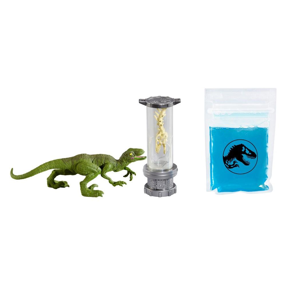 Jurassic World Slime Dino Dna Lab Kit - Velociraptor