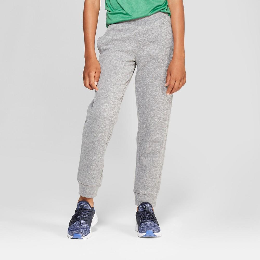 Boys' Tech Fleece Jogger Pants - C9 Champion Black Heather S