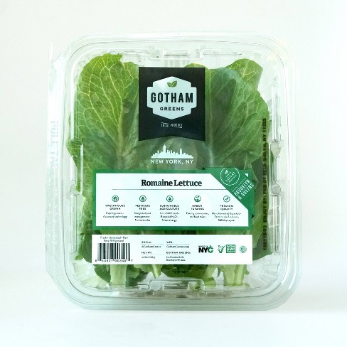 Gotham Greens Romaine Lettuce - 4.5oz Package - image 1 of 1