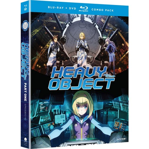 Heavy Object: Season One, Part One (Blu-ray) - image 1 of 1