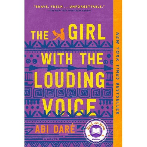 The Girl with the Louding Voice - by Abi Daré (Paperback) - image 1 of 1