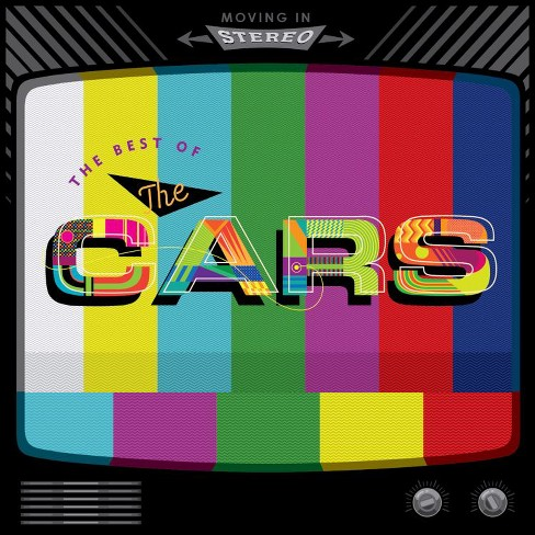 Cars - Moving in stereo:Best of the cars (CD) - image 1 of 1
