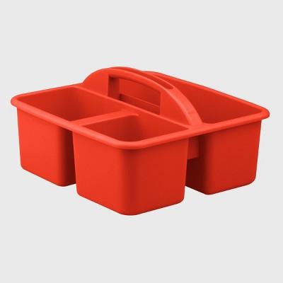 4ct Supply Caddy Red - Bullseye's Playground™