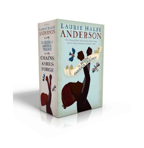 Seeds of America Trilogy (Combined) (Hardcover) (Laurie Halse Anderson) - image 1 of 1