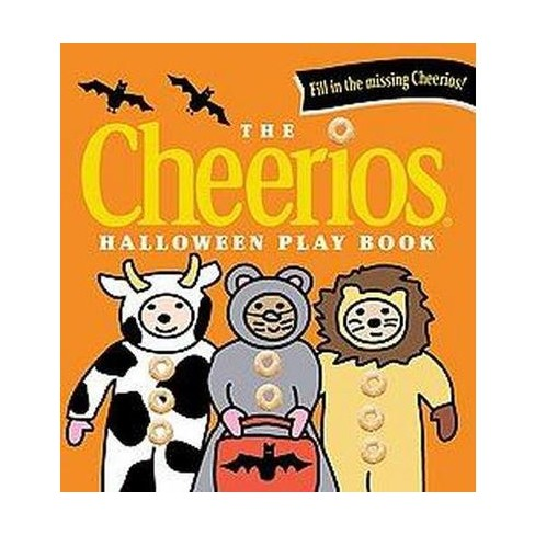 The Cheerios Halloween Play Book - by  Lee Wade (Board_book) - image 1 of 1