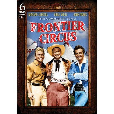Frontier Circus: The Complete TV Series (DVD)(2010)