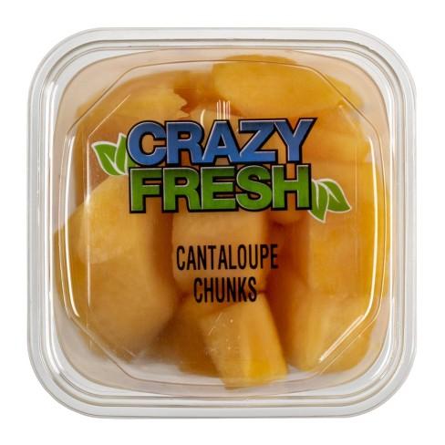 Crazy Fresh Cantaloupe Chunks - 15oz - image 1 of 3